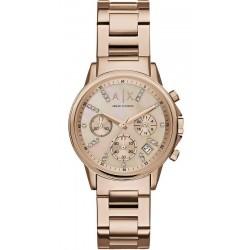 Kaufen Sie Armani Exchange Damenuhr Lady Banks Chronograph AX4326