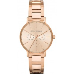 Kaufen Sie Armani Exchange Damenuhr Lola Multifunktions AX5552
