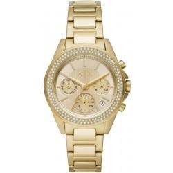 Kaufen Sie Armani Exchange Damenuhr Lady Drexler Chronograph AX5651