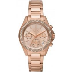 Kaufen Sie Armani Exchange Damenuhr Lady Drexler Chronograph AX5652