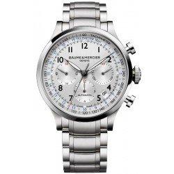 Kaufen Sie Baume & Mercier Herrenuhr Capeland 10064 Chronograph Automatik