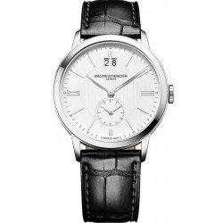Kaufen Sie Baume & Mercier Herrenuhr Classima Dual Time Quartz 10218