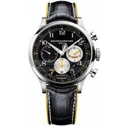 Kaufen Sie Baume & Mercier Herrenuhr Capeland Shelby Cobra Automatic Chronograph 10282