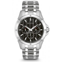 Kaufen Sie Bulova Herrenuhr Dress Multifunktions Quarz 96C107