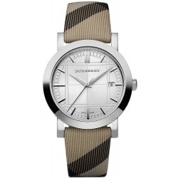 Kaufen Sie Burberry Unisexuhr The City Nova Check BU1390