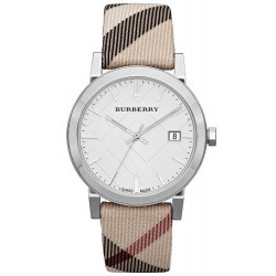 Kaufen Sie Burberry Unisexuhr The City Nova Check BU9022