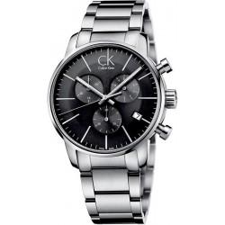 Kaufen Sie Calvin Klein Herrenuhr City K2G27143 Chronograph