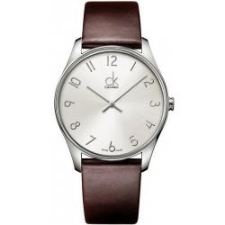 Kaufen Sie Calvin Klein Herrenuhr New Classic K4D211G6