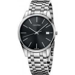 Kaufen Sie Calvin Klein Herrenuhr Time K4N21141