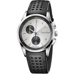 Kaufen Sie Calvin Klein Herrenuhr Bold Chronograph K5A371C6