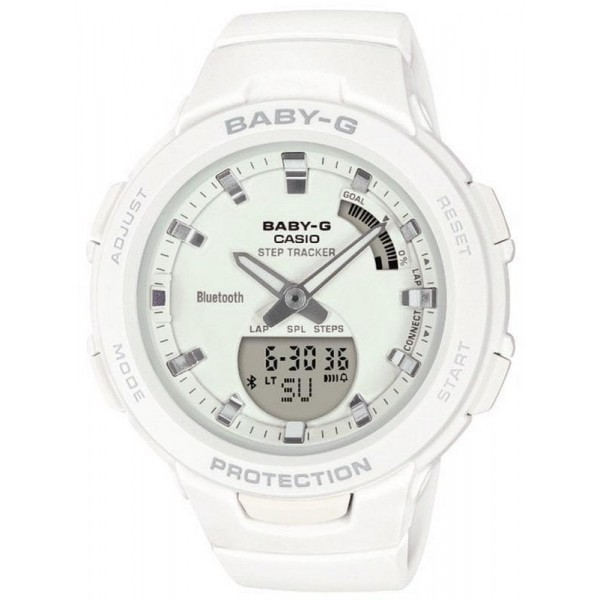 Casio Baby-G Damenuhr BSA-B100-7AER kaufen