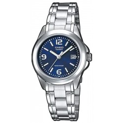 Casio Collection Damenuhr LTP-1259PD-2AEF