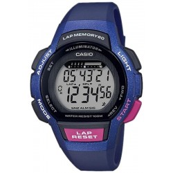 Casio Collection Damenuhr LWS-1000H-2AVEF