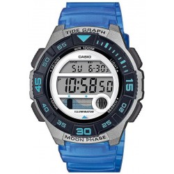 Casio Collection Damenuhr LWS-1100H-2AVEF