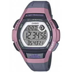 Casio Collection Damenuhr LWS-2000H-4AVEF