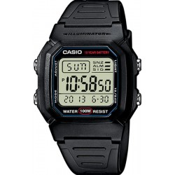 Casio Collection Herrenuhr W-800H-1AVES