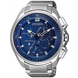 Kaufen Sie Citizen Herrenuhr Funkuhr Bluetooth Eco-Drive BZ1029-87L