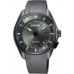 Citizen Herrenuhr Funkuhr Bluetooth Eco-Drive Super Titanium BZ4005-03E