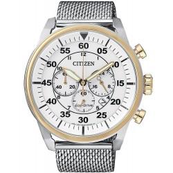 Citizen Herrenuhr Aviator Chrono Eco-Drive CA4214-58A