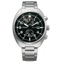 Citizen Herrenuhr Metropolitan Chrono Eco Drive CA7040-85E