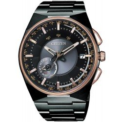 Kaufen Sie Citizen Herrenuhr Satellite Wave F100 Eco-Drive Titan CC2004-59E