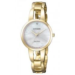 Kaufen Sie Citizen Damenuhr Elegant Eco-Drive EM0432-80Y