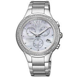 Citizen Damenuhr Elegant Chrono Eco-Drive FB1321-56A