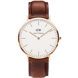 Kaufen Sie Daniel Wellington Herrenuhr Classic St Mawes 40MM DW00100006