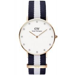 Kaufen Sie Daniel Wellington Damenuhr Classic Glasgow 34MM DW00100078