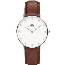 Kaufen Sie Daniel Wellington Damenuhr Classy St Mawes 34MM DW00100079