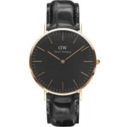 Kaufen Sie Daniel Wellington Herrenuhr Classic Black Reading 40MM DW00100129