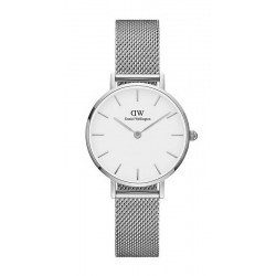 Daniel Wellington Damenuhr Classic Petite Sterling 28MM DW00100220