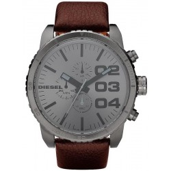 Diesel Herrenuhr Double Down 51 DZ4210 Chronograph