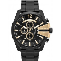 Diesel Herrenuhr Mega Chief DZ4338 Chronograph