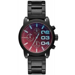 Kaufen Sie Diesel Damenuhr Flare Chronograph DZ5466