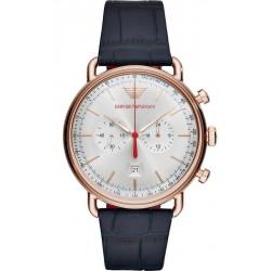 Kaufen Sie Emporio Armani Herrenuhr Aviator AR11123 Chronograph