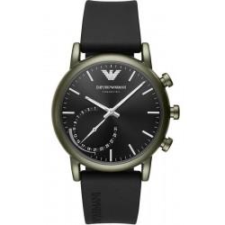 Emporio Armani Connected Herrenuhr Luigi ART3016 Hybrid Smartwatch