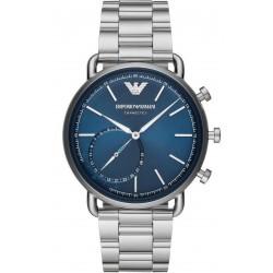 Kaufen Sie Emporio Armani Connected Herrenuhr Aviator ART3028 Hybrid Smartwatch