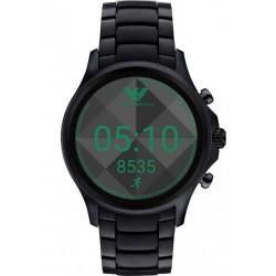 Emporio Armani Connected Herrenuhr Alberto ART5002 Smartwatch