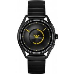 Kaufen Sie Emporio Armani Connected Herrenuhr Matteo ART5007 Smartwatch