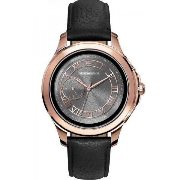 Kaufen Sie Emporio Armani Connected Herrenuhr Alberto ART5012 Smartwatch