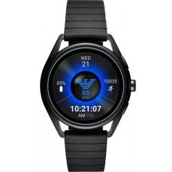 Kaufen Sie Emporio Armani Connected Herrenuhr Matteo ART5017 Smartwatch