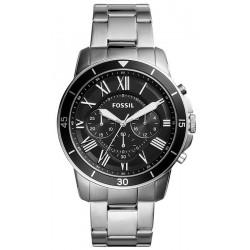 Kaufen Sie Fossil Herrenuhr Grant Sport Quarz Chronograph FS5236