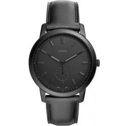 Fossil Herrenuhr The Minimalist - Mono FS5447 Quartz