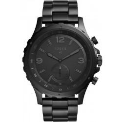 Fossil Q Nate Hybrid Smartwatch Herrenuhr FTW1115