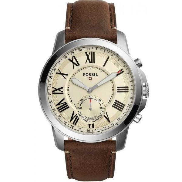 Kaufen Sie Fossil Q Grant Hybrid Smartwatch Herrenuhr FTW1118