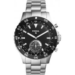 Fossil Q Crewmaster Hybrid Smartwatch Herrenuhr FTW1126