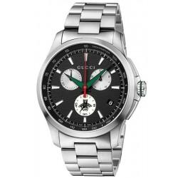 Kaufen Sie Gucci Herrenuhr G-Timeless XL YA126267 Quarz Chronograph