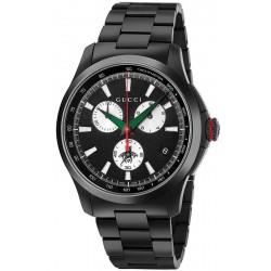 Kaufen Sie Gucci Herrenuhr G-Timeless XL YA126268 Quarz Chronograph