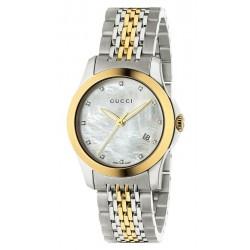 Kaufen Sie Gucci Damenuhr G-Timeless Small YA126513 Quartz